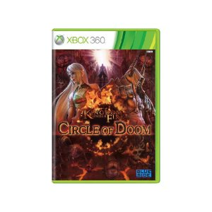 Kingdom Under Fire Circle of Doom - Usado - Xbox 360