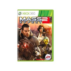 Mass Effect 2 - Usado - Xbox 360