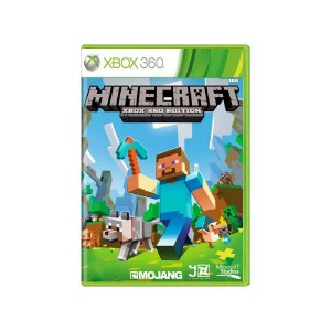 Minecraft - Usado - Xbox 360