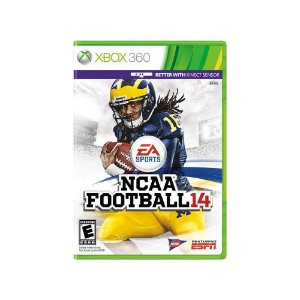 NCAA Football 14 - Usado - Xbox 360