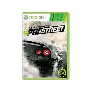 Need for Speed Pro Street - Usado - Xbox 360