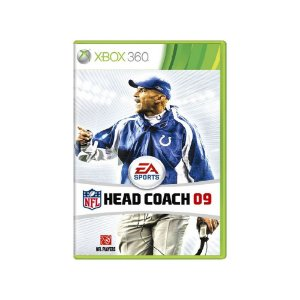 NFL Head Coach 09 - Usado -  Xbox 360