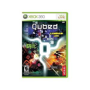 Qubed - Usado - Xbox 360
