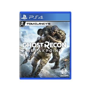 Tom Clancy's Ghost Recon Breakpoint - Usado - PS4