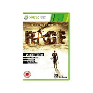 RAGE Anarchy Edition - Usado - Xbox 360