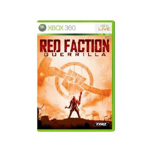 Red Faction: Guerrilla - Usado - Xbox 360