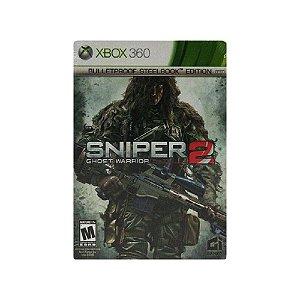 Sniper Ghost Warrior 2 (Steelbook) - Usado - Xbox 360
