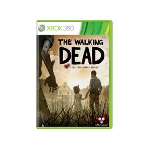The Walking Dead - Usado - Xbox 360