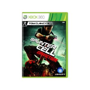 Tom Clancy's Splinter Cell Conviction - Usado - Xbox 360