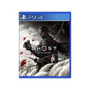Ghost of Tsushima - Usado - PS4