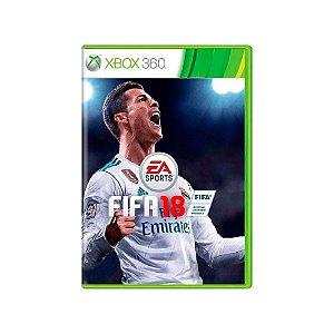 FIFA 18 - Usado - Xbox 360