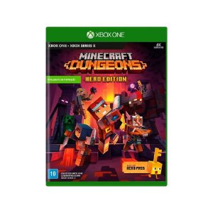 Minecraft Dungeons (Hero Edition) - Xbox One