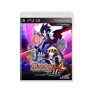 Disgaea 4: A Promise Unforgotten - Usado - PS3