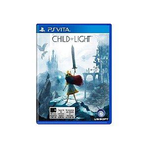 Child of Light (Sem Capa) - Usado - PS Vita