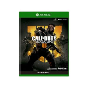 Call of Duty Black Ops 4 - Usado - Xbox One