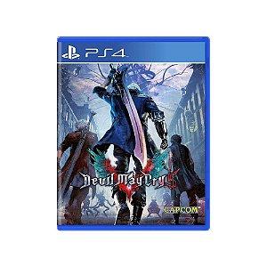 Devil May Cry 5 - Usado - PS4