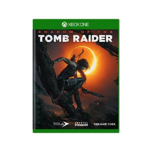 Shadow of the Tomb Raider - Usado - Xbox One