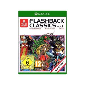 Atari Flashback Classics Vol. 1 - Usado - Xbox One