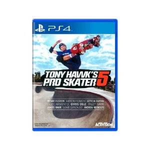 Tony Hawk's Pro Skater 5 - Usado - PS4