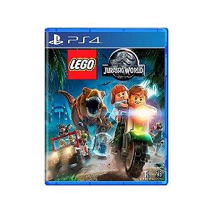 LEGO Jurassic World - Usado - PS4
