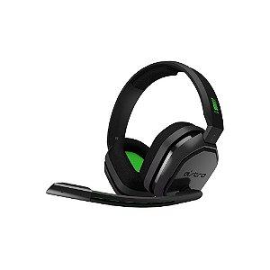 Headset ASTRO Gaming A10 - Preto/Verde