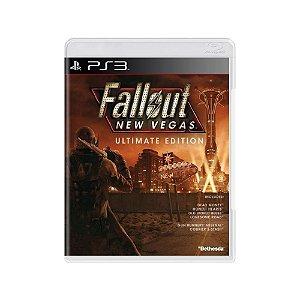 Fallout New Vegas (Ultimate Edition) - Usado - PS3
