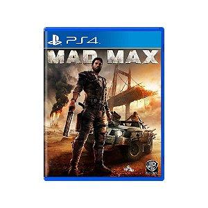 Mad Max - Usado - PS4