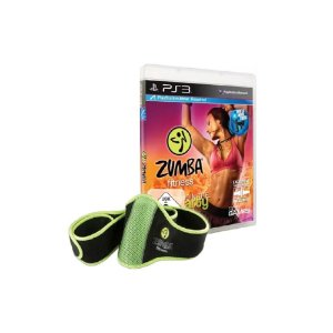 Zumba Fitness Join the Party + Zumba Fitness Belt Usado PS3
