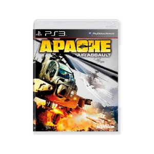 Apache Air Assault - Usado - PS3