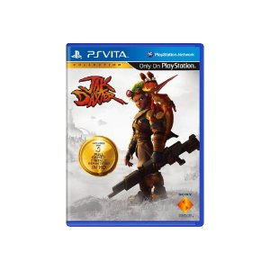 Jak and Daxter Collection (Sem Capa) - Usado - PS Vita