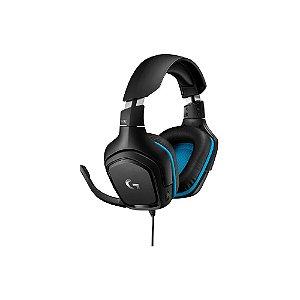 Headset Gamer Logitech G432