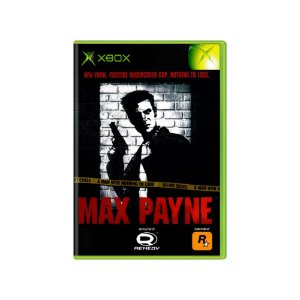Max Payne - Usado - Xbox