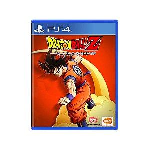 Dragon Ball Z Kakarot - Usado - PS4