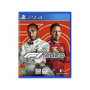 F1 2020 - Usado - PS4