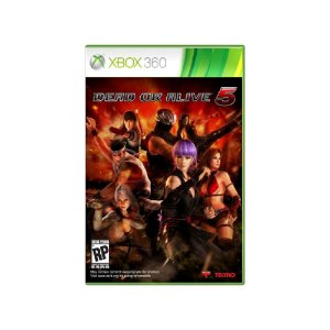 Dead or Alive 5 - Usado - Xbox 360
