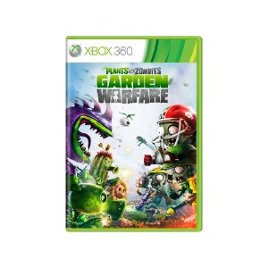 Plants Vs. Zombies Garden Warfare - Usado - Xbox 360