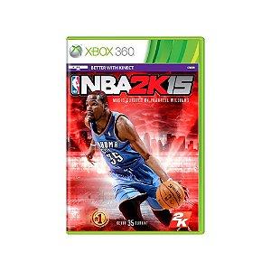 NBA 2K15 - Usado - Xbox 360