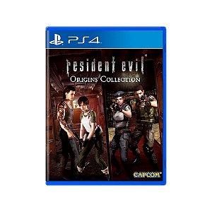 Resident Evil Origins Collection - Usado - PS4