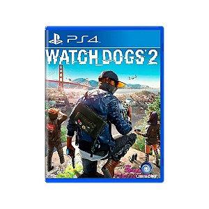 Watch Dogs 2 - Usado - PS4