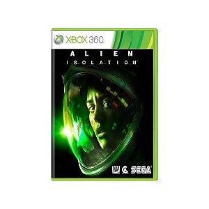 Alien Isolation Nostromo Edition - Usado - Xbox 360