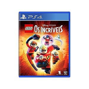 LEGO Os Incríveis - Usado - PS4