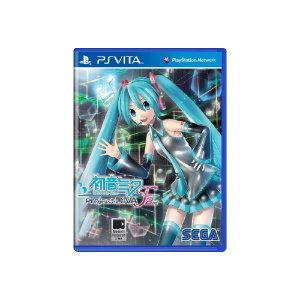 Hatsune Miku Project DIVA F 2nd (Sem Capa) - Usado - PS Vita