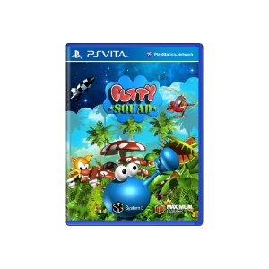 Putty Squad (Sem Capa) - Usado - PS Vita