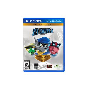 The Sly Collection (Sem Capa) - Usado - Ps Vita