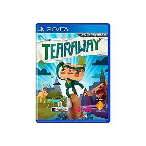 Tearaway - Usado - PS Vita