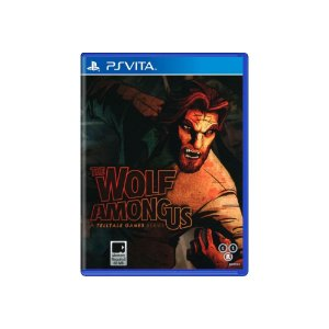 The Wolf Among Us (Sem Capa) - Usado - PS Vita