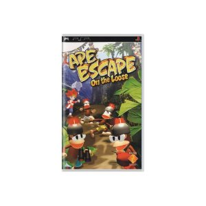 Ape Escape On the Loose - Usado - PSP