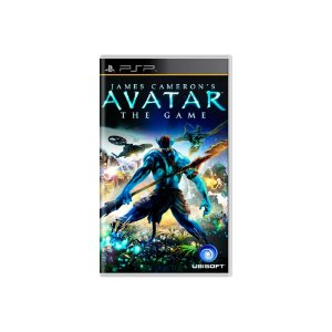 James Cameron's Avatar The Game (Sem Capa) - Usado - PSP