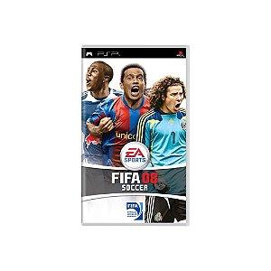 FIFA Soccer 08 - Usado - PSP