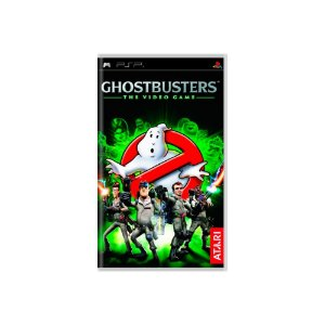 Ghostbusters The Video Game - Usado - PSP
